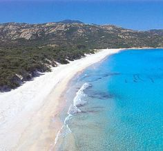 Heaven on earth... in France. Le Desert des Agriates, Corsica