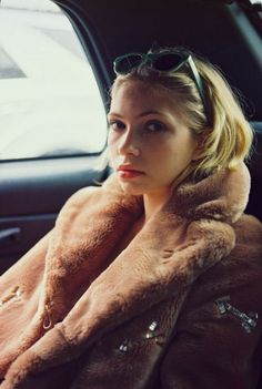 Tavi Gevinson--founder and editor-in-chief of Rookie Magazine