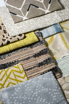 From bold, head-turning colors to intricately woven patterns, S. Harris' Global Lines collection includes a wide variety of designs and textures that add interest and vibrancy to interior spaces.