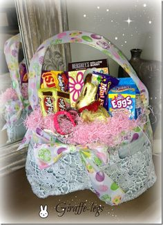 The cutest Easter basket a teenager could ever want!