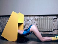 MEC STOOL by SEBASTIAN JANSSON (2010)