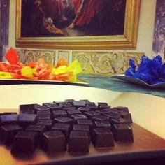 #SanValentino ai #Musei civici di Palazzo Buonaccorsi di Macerata. #GrandTourCultura Marche #sweet #hearts #choccolate