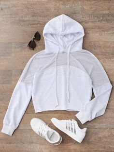GET $50 NOW | Join Zaful: Get YOUR $50 NOW!https://m.zaful.com/cropped-mesh-sports-hoodie-p_300919.html?seid=5147053zf300919
