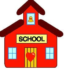 """""""Oh, You're a Private School Mom"""" Old School House, Art School, Back To School, School Ideas, House Clipart, Dolch Sight Words, School Images, Free Clipart Images, School Clipart"""