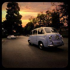 Fiat 600 - Roma