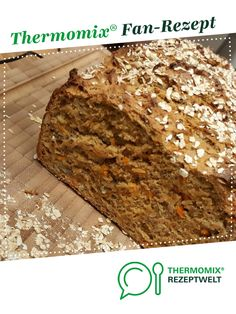 Gesundes Vitalbrot / Dinkelbrot ohne Weizenmehl Healthy vital bread / spelled bread without wheat flour from Naddl_Nadine. A Thermomix ® recipe from the Bread & Buns category www.de, the Thermomix ® community. Pain Thermomix, Thermomix Bread, Healthy Dessert Recipes, Easy Desserts, Baby Food Recipes, Dessert Simple, Avocado Dessert, Recipe Fr, Bread Bun