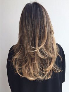 Best highlights balayage hair. More like this Amandamajor.com