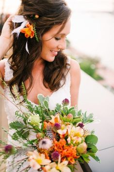 A Feathered Fête: Design by French Knot Studios - Rach Lea Photography