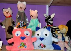 Dinosaur Stuffed Animal, Toys, Animals, Fictional Characters, Art, Softies, Activity Toys, Art Background, Animales