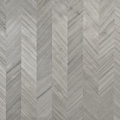 Executive Suite Chevron – Pewter - Geometric - Wallcovering - Products - Ralph Lauren Home - RalphLaurenHome.com
