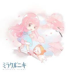 Kawaii Chibi, Cute Chibi, Kawaii Art, Anime Chibi, Kawaii Anime, Manga Anime, Hyanna Natsu, Nikki Love, La Girl