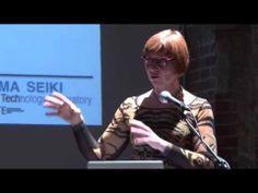 Smart Textiles: Fashion That Responds -- Genevieve Dion (Drexel University) - YouTube