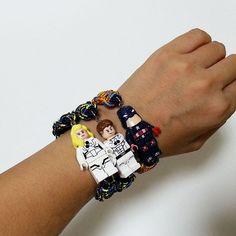 New Lego Super Hero Figure Fashion Bracelet Wristband DIY Handmade Birthday Gift Handmade Birthday Gifts, Paracord Ideas, Lego Super Heroes, All About Fashion, Fashion Bracelets, Korean Fashion, Superhero, Diy, Inspiration