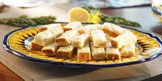 Rosemary-Lemon Shortbread Cookies