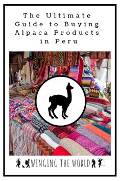 Buying an alpaca product in Peru is a must-do whilst your in the country. This is what you need to know about quality price rip offs and where to buy! What Is Fake, Peru Beaches, Make Blanket, Peru Travel, South America Travel, Machu Picchu, Travel Style, Travel Fashion, Country