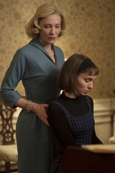 Costume-Design Secrets About Cate Blanchett's Sumptuous Carol Wardrobe | Vanity Fair