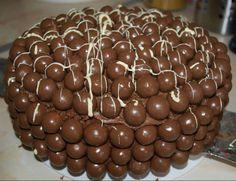 Malteser cake...