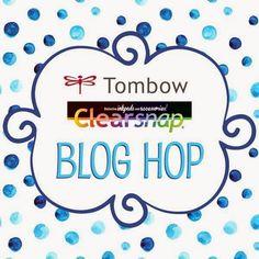 Beth Watson Design Studio: Tombow USA and Clearsnap BLOG HOP!