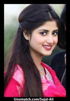 Sajal Ali Like : www.unomatch.com/sajal-ali #sajalali #pakistani #actress…