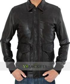 Indiana Jones Jacket   Harrison Ford Leather Jacket Indiana Jones Jacket, Harrison Ford Indiana Jones, Semi Casual, Piece Of Clothing, Shirt Style, Leather Jacket, Jackets, Stuff Stuff, Studded Leather Jacket