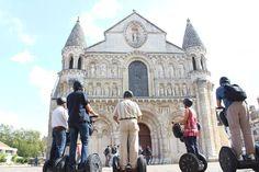 Sul Segway a Poitiers #ViaggiFrancia #ViaggiPoitiers #Poitiers #ViaggiCitta #CittaFrancia #RDVFrance #Rendezvousenfrance