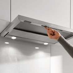 Miele DA3366 Cooker Hood, Stainless Steel 51 decibels - pull out £287
