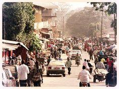 Kindia, Guinée