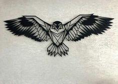 34 ideas tattoo geometric bird tat for 2019 - 34 ideas tattoo geometric bird t . - 34 ideas tattoo geometric bird tat for 2019 – 34 ideas tattoo geometric bird tat for 2019 - Finger Tattoos, Body Art Tattoos, Sleeve Tattoos, Cool Tattoos, Mens Tattoos, Tatoos, Small Eagle Tattoo, Eagle Tattoos, Eagle Chest Tattoo