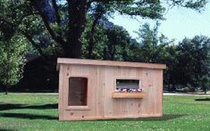 3 dogs, 1 door, deluxe dog house: several years of being tried and tested, this dog house has been proven to be the most comfortable and the safest home you can build for your beloved dogs