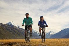 New Zealand Cycle Trails Website