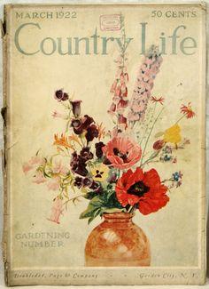 Country Life. 1922 - 03   ARCHITECTURE / INTERIOR DESIGN   Vol. XLI No.5