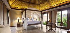Garden Villa at Kamandalu Ubud - A five star luxury hotel resort in Bali Ubud Resort, Sunken Bath, Gazebo, Pergola, Ubud Hotels, Garden Villa, Home Office Design, Dream Rooms, Outdoor Structures