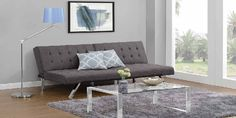 Queen Futon Sleeper Sofa