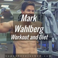 BONUS: Enter the King of Physique and Superhero Jacked-ness (just created a word): Mark Wahlberg! Let's just take a second to look at where it all started. That's Marky Mark posing for Calvin Klein if you can't recognize him. He's since got slightly more bulk on him.... Standby please, we've got a g…