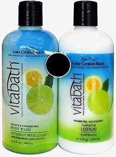 Vitabath Lime Citron Basil 2-pc. Body Wash  #SkinCare