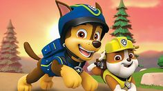 PAW Patrol: Romp to the Rescue!