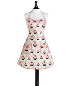 I have loved this apron ever since seeing Charlotte wear it in Sex and the City