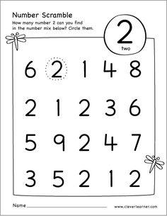 13 Number 2 Worksheets Number 2 Worksheets Preschool The Best Worksheets Image Collection The kids can enjoy Number Worksheets, Math Worksheets, Alphabet Worksheets, Colo. Preschool Number Worksheets, Numbers Preschool, Preschool Learning Activities, Alphabet Worksheets, Learning Numbers, Number Activities, Preschool Math, Kindergarten Worksheets, Worksheets For Kids