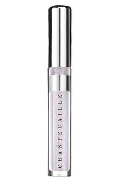 NEW! Chantecaille 'Galactic Lip Shine' Healing Lip Gloss in Polaris | Nordstrom $34.00 Galactic Lip Shine Healing Lip Gloss is an ultra-conditioning lip gloss and serum hybrid by Chantecaille that combines the revitalizing and moisturizing properties of a balm with the radiance and shine of a gloss. Each shade contains unique polychromatic pearl designed to enhance the natural color of your lips. Wear it alone or layer over a lipstick.