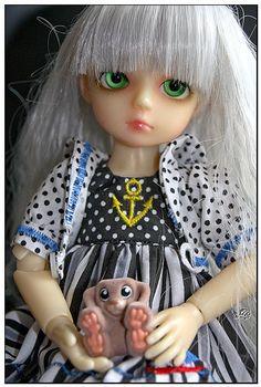 Ela_and_her_Puppy6   von Kaeferchens Puppenwelt