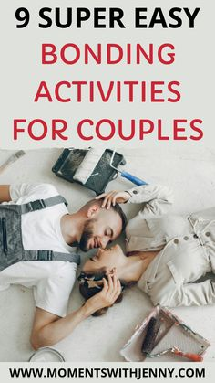 9 Simple Bonding Activities For Couples To Do Together – Moments With Jenny 9 super easy bonding act Marriage Goals, Happy Marriage, Marriage Advice, Marriage Challenge, Relationship Challenge, Godly Marriage, Healthy Marriage, Successful Marriage, Bonding Activities