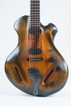 Ergon Guitars | The Holy Grail Guitar Show