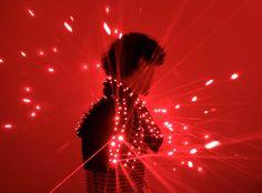 Wei-Chieh laser jacket