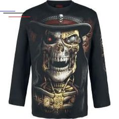 Men& long sleeves & men& long sleeve shirts - Spiral Steam Punk long-sleeved shirt Spiral DirectSpiral Direct Informations About Herrenlongsleeves - 60s Inspired Fashion, Retro Fashion 70s, Hippie Style, Hippie Boho, Karl Lagerfeld, Fashion Male, Style Fashion, Fashion Ideas, Fashion Trends