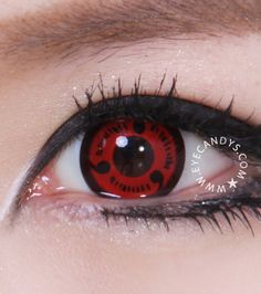 The coolest freaky eyes with GEO crazy contact lenses. http://www.eyecandys.com/cosplay-halloween-contact-lenses/