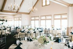 Wisconsin Claire & David: Classic Horseshoe Bay Golf Club Wedding by Door County Event Planners