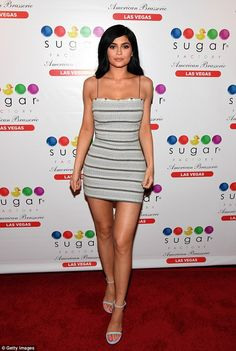 Earn your stripes in Bec & Bridge like Kylie #DailyMail Click 'Visit' to buy now