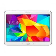 """La Galaxy Tab 4 est la dernière-née des tablettes numériques Samsung. Equipée du puissant système d'exploitation Android 4.4 KitKat et du Wi-Fi, cette tablette ultralégère offre une prsie en main des plus confortables grâce à son format 10,1"""". Pourvue d'un large écran tactile avec technologie multipoint, la tabletteGalaxy Tab4 bénéficie de l'interface Samsung TouchWiz. Alimenté par un processeur Quad Core de 1,6 GHz, cet appareil permet de naviguer sans problème sur tous les sites du Web…"""