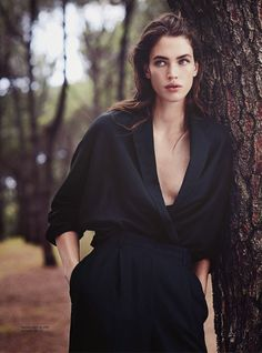 """Crista Cober in """"Into the Woods"""" by Will Davidson for Vogue Australia May 2014"""
