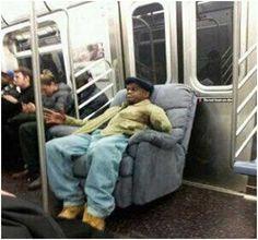 Funny Metro Ride